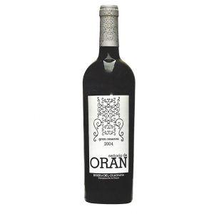 Gran reserva señoría de Oran