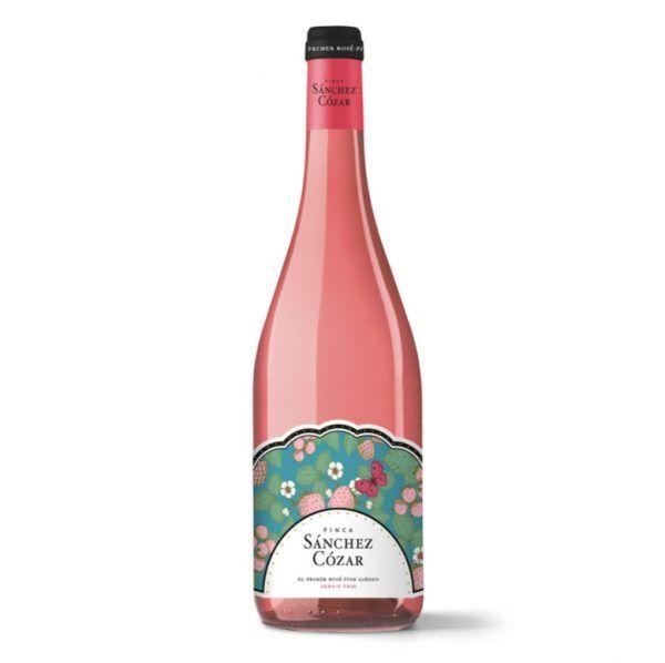 vino rosado Sánchez Cózar beber en frío